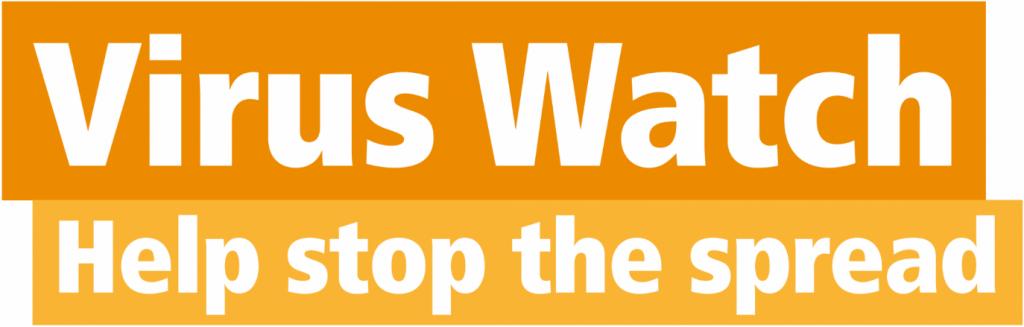 Virus Watch banner